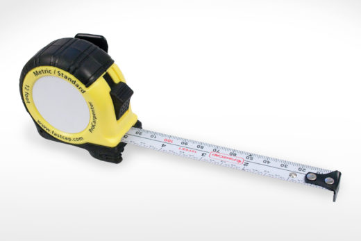 FastCap ProCarpenter Tape Measure, Metric-Standard 01