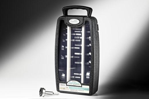 Timberline 16-piece Forstner Drill Bill Set