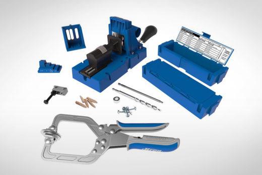 Kreg Jig® K5 Master Pocket-Hole Jig System