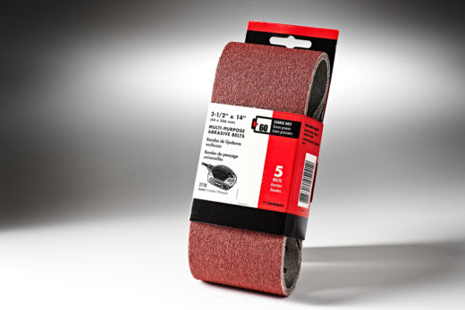 Porter Cable2&1-2in x 14in. Sanding Belt-60 Grit-2
