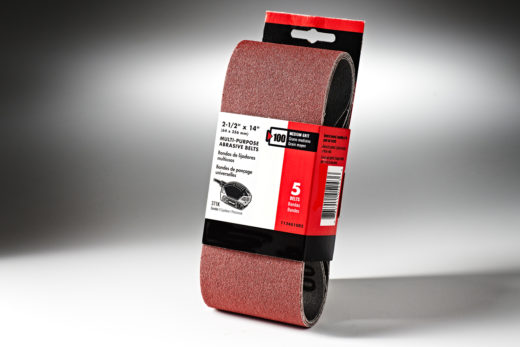 261234-Porter Cable2&1-2in x 14in. Sanding Belt-100 Grit #712401005-2