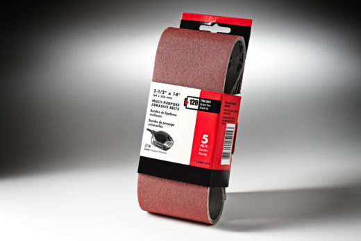 261236-Porter Cable2&1-2in x 14in. Sanding Belt-120 Grit #712401205-2