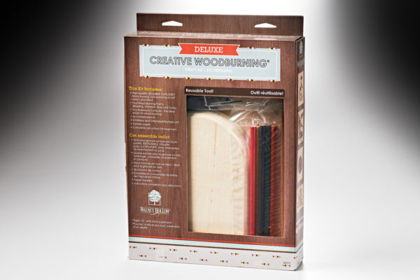 362029-Creative Deluxe Woodburning Kit #28370-1