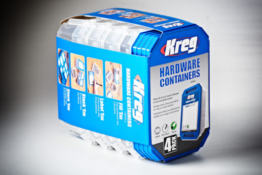 618107 Kreg Hardware Container - Small #KSS-S-1