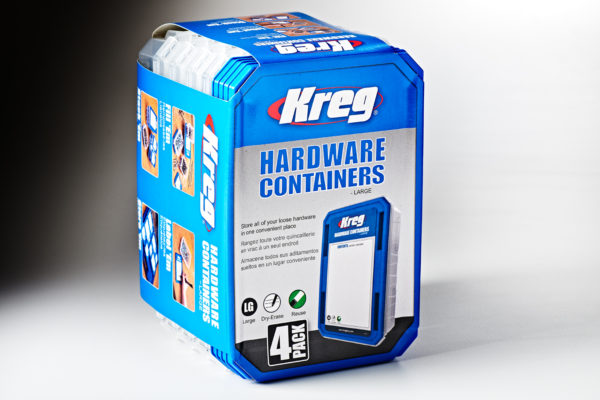 618108 Kreg Hardware Container - Large #KSS-L 1