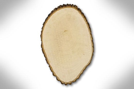 362027 Basswood Country Rounds - Large #27671-1