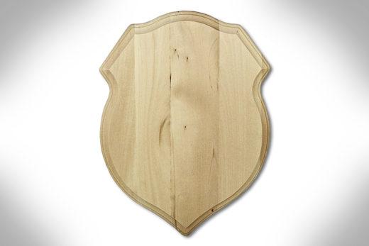 362033 Shield Style Plaque - 12 x 16 #38824