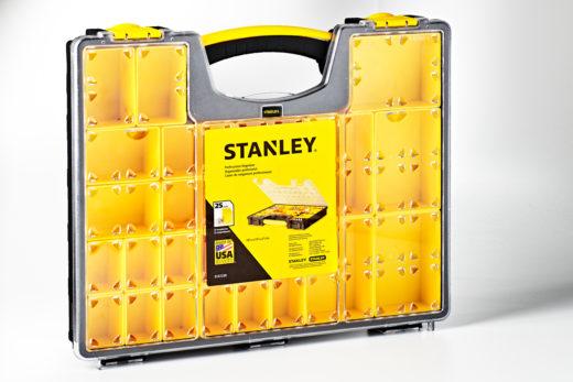 208443-Stanley 10-Compartment Deep Professional Organizer-#014725R--1