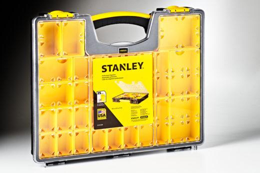 Stanley 10-Compartment Deep Professional Organizer-#014725R