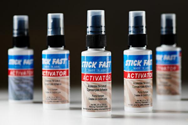 203168 Stick Fast Activator Pump 2 Oz 100
