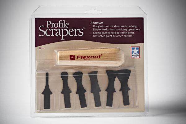 Flexcut Carving Scrapers SK121-1