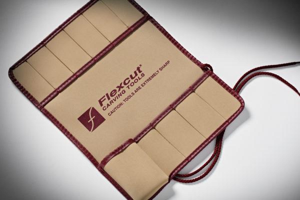 Flexcut 11 Pocket Tool Roll VROLL-1