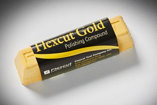 Flexcut Gold Polishing Compound PW11