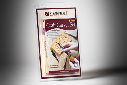 Flexcut 5 pc. Craft Carver Set SK106-1