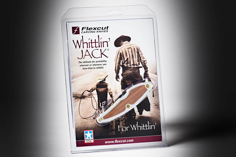 359111 #JKN88 FlexcutWhittlin'Jack 4143