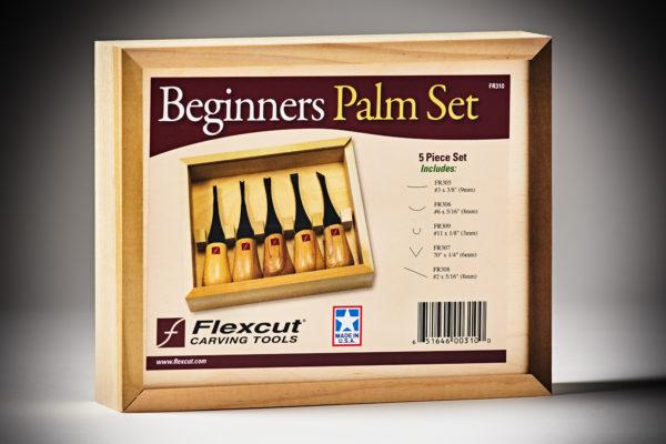 Flexcut 5 Pc. Beginners Palm Set #FR310-3
