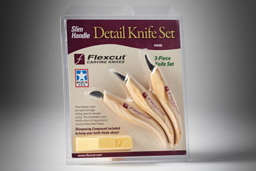 Flexcut Detail Knife Set KN400-1