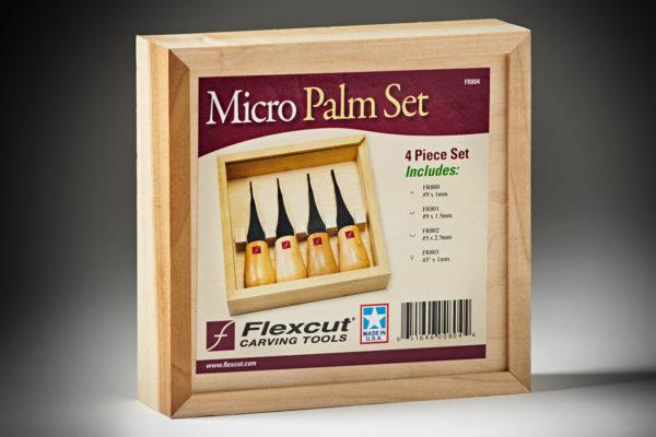 Flexcut Micro-Palm Set FR804-1