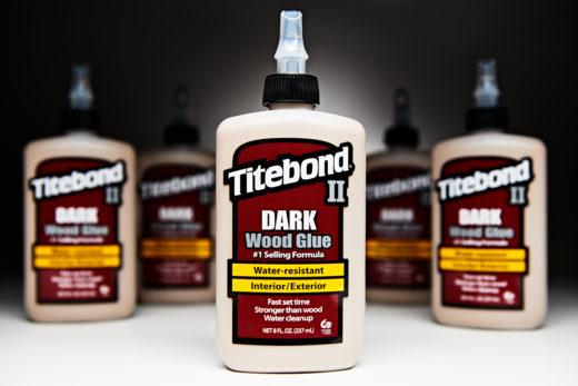 513612 Titebond II Dark Wood Glue 8 Oz 8 Oz 51706