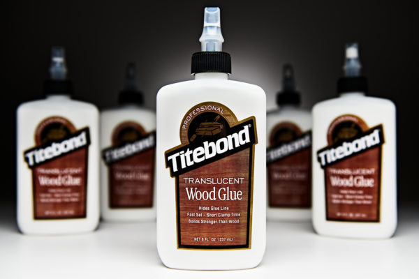 513665 Titebond Translucent Wood Glue 68662