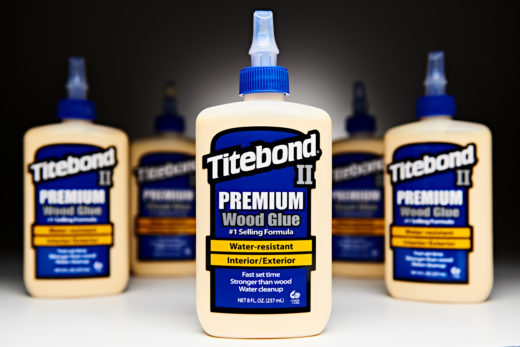 551082 Titebond II Premium Wood Glue 8 Oz. #5003 Info
