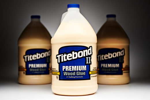 551086 Titebond II Premium Wood Glue 1 Gallon #5006