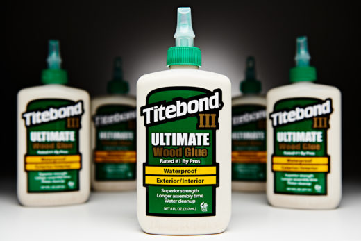 551160 Titebond III Ultimate Wood Glue 8 Oz. #1413