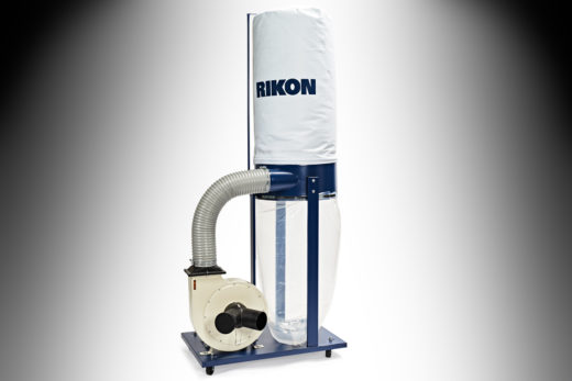 Rikon-Model 60-150-1.5HP Dust Collector