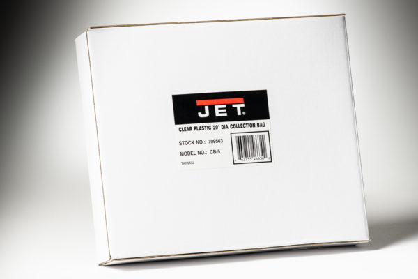 Jet20inClearCollectionBag 709563-2