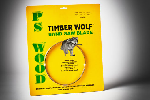 Timber Wolf Bandsaw Blade 59-1-2 1-4 6TPI PC Series-2