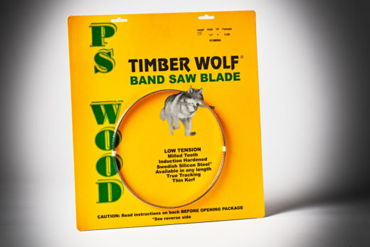 Timber Wolf Bandsaw Blade 72 1-4 6TPI PC Series-2