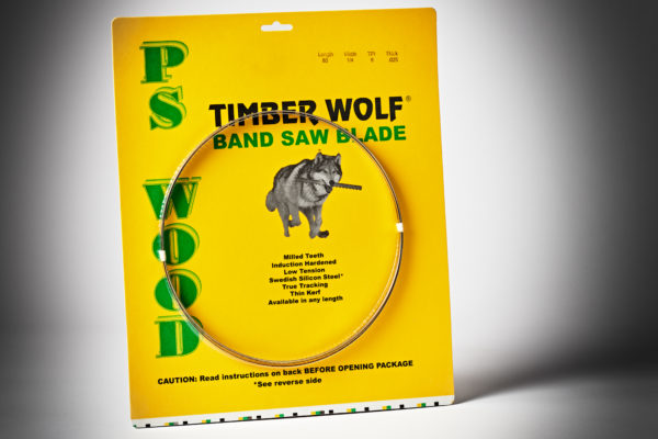 Timber Wolf Bandsaw Blade 80-1-4 6TPI PC Series-1