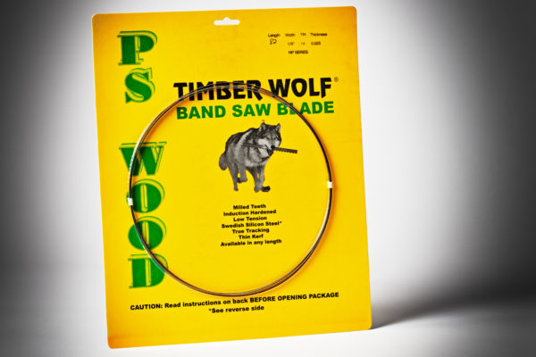 Timber Wolf Bandsaw Blade 82 1-8 14TPI HP Series-2