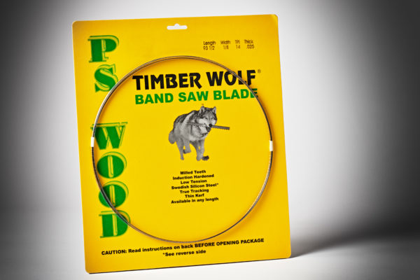 Timber Wolf Bandsaw Blade 93-1-2 1-8 14TPI HP Series-2