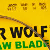 Timber Wolf Bandsaw Blade 93-1-2 1-8 14TPI HP Series-1