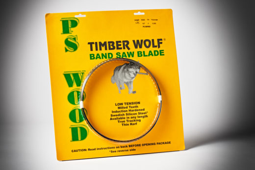 Timber Wolf Bandsaw Blade 125 1-2 3TPI PC Series-2