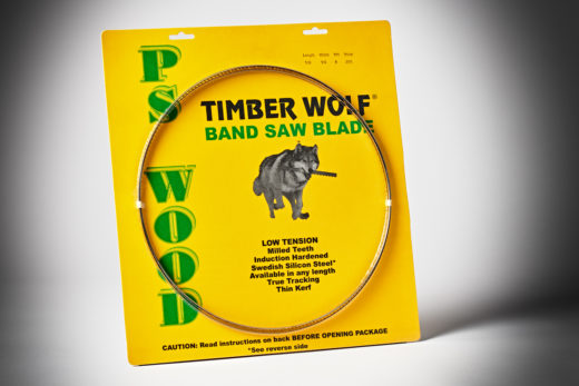 Timber Wolf Bandsaw Blade 105-1-4 6TPI PC Series-2