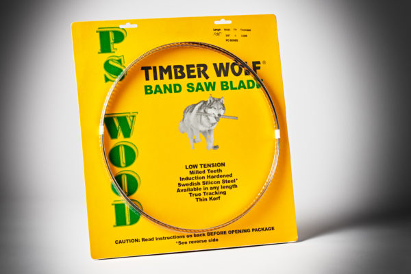 Timber Wolf Bandsaw Blade 105-3-8 4TPI PC Series-1