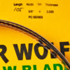 Timber Wolf Bandsaw Blade 105-3-8 4TPI PC Series-2