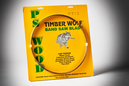 Timber Wolf Bandsaw Blade 105 1-2 4TPI PC Series-2