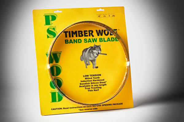 Timber Wolf Bandsaw Blade 105 3-4 3TPI TPC Series-2