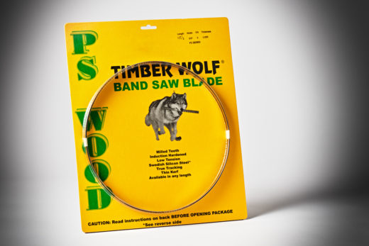 Timber Wolf Bandsaw Blade 93-1-2 3-8 6TPI PC-1
