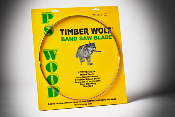 223759 Timber Wolf Bandsaw Blade 111-1-4 6TPI PC Series-1