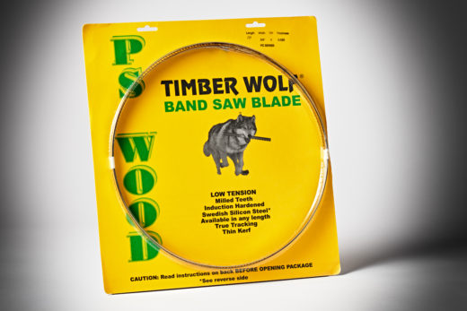 Timber Wolf Bandsaw Blade 111 3-8 6TPI PC Series-2