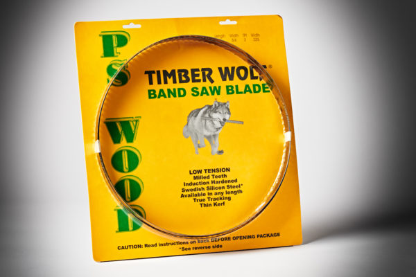 Timber Wolf Bandsaw Blade 111 3-4 3TPI TPC Series-2
