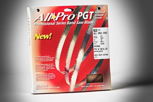 Olson AP Bandsaw Blade 93&1-2x3-16x10TP Reg AP70893-2