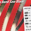 Olson AP Bandsaw Blade 93&1-2x1-4x6TPI Hook APG73193-2