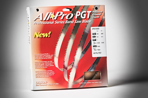 Olson AP Bandsaw Blade 105x1-2x3TPI Hook APG72605-2