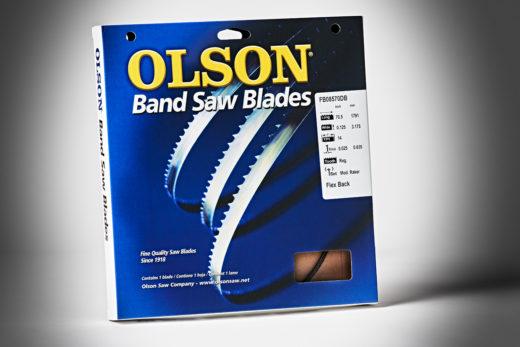 Olson Bandsaw Blade 70&1-2x1-8x14TPI REG FB08570DB-2