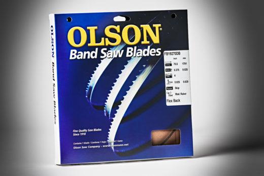 Olson Bandsaw Blade 70&1-2x3-8x4TPI Skip FB19270DB-2